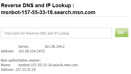 Reverse DNS and IP Lookup: Forward Confirming Lookup